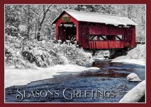 Country Wonderland Holiday Cards
