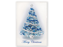 Balsam Blue Christmas Cards